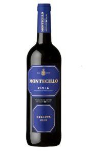 Bodegas Montecillo Rioja Reserva 2010