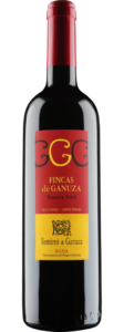 Bodegas Fernando Remirez de Ganuza Fincas de Ganuza Rioja Reserva 2008